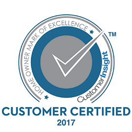 Customer Certified 2017