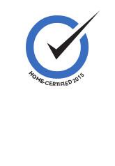 H.O.M.E Certified 2015
